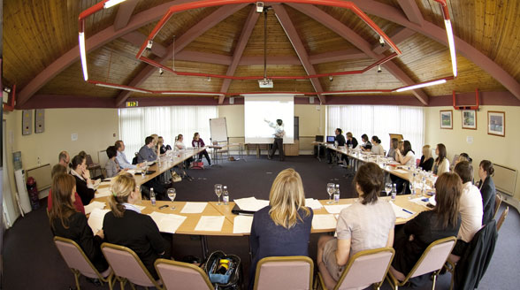 Looking for meeting rooms or a conference centre?