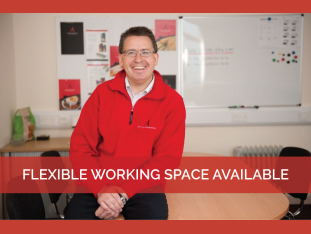 Flexible Working Space? Click here >>