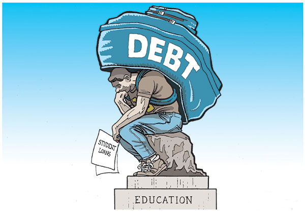 Student Debt Is A Growing Scourge