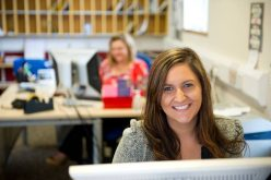 Omagh Enterprise Company wish to appoint a Receptionist