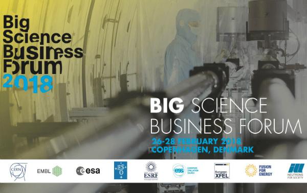Visit Big Science Forum in Copenhagen
