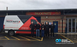 Raymond Doody Truck Parts – 20 Years in Omagh Enterprise