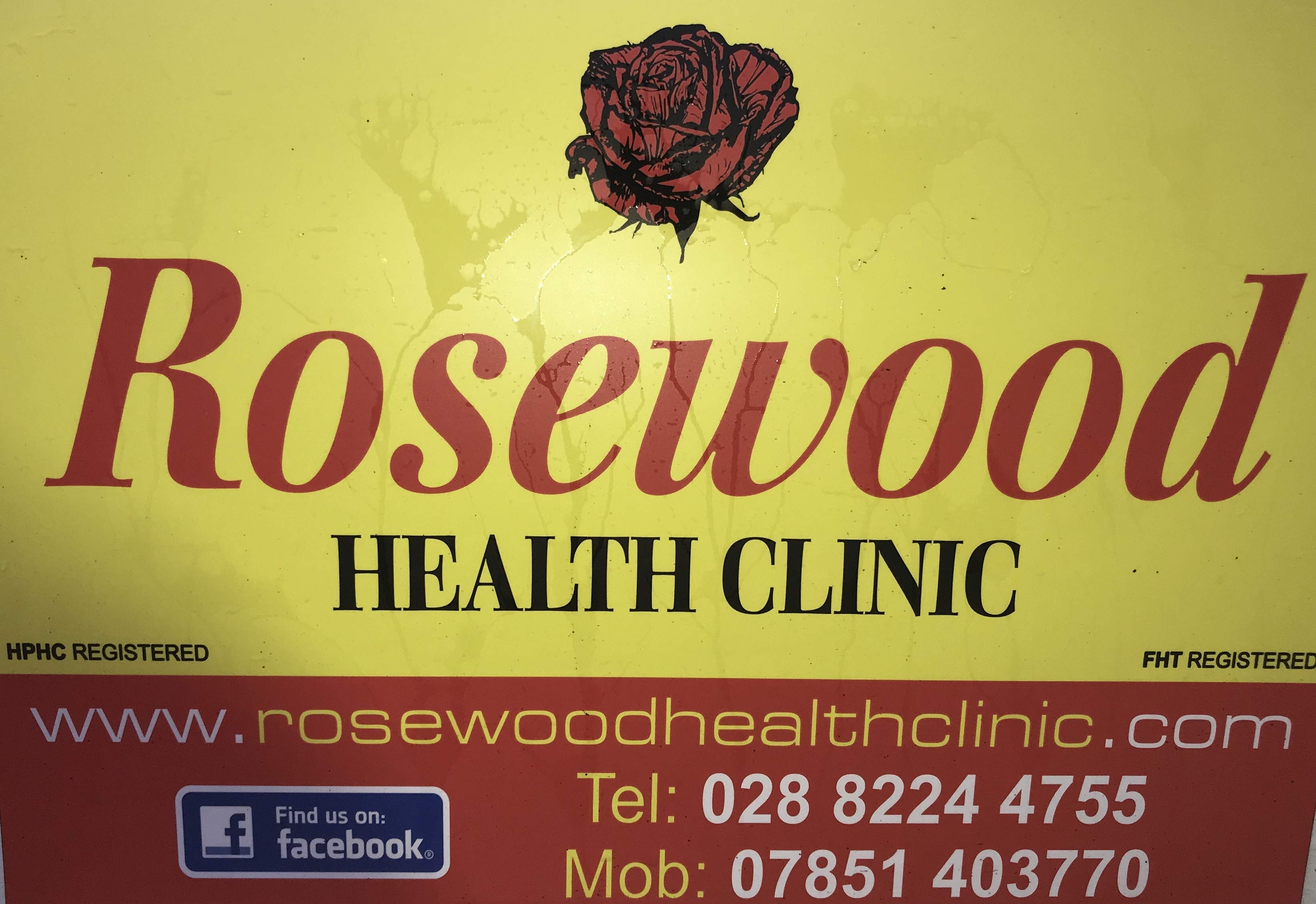 Business Profile: Rosewood Health Clinic
