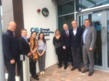 Omagh Enterprise Company Gets Ready For Brussels Event