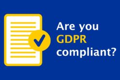 Workshop: One Month After GDPR – Is Your Business Compliant?