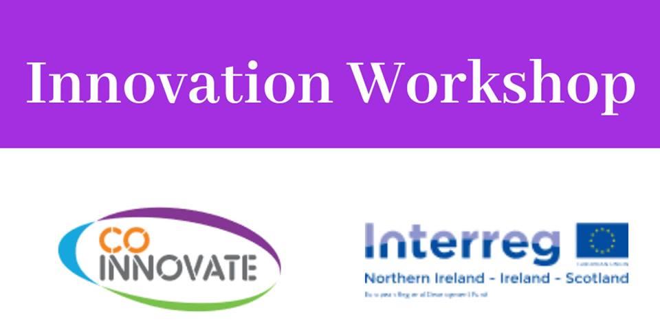 Co-Innovate Programme - Innovation Workshop
