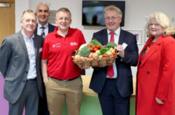 Fresh Produce Seminar – Opportunities For Growth At CAFRE