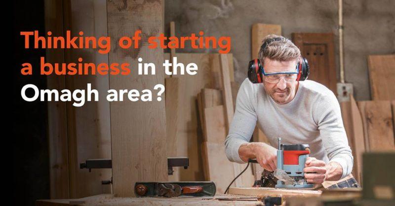 Start a Business Information Evening at Omagh Enterprise